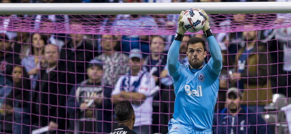 October 25, 2017 - MLS Playoffs - San Jose Earthquakes at Vancouver Whitecaps FC